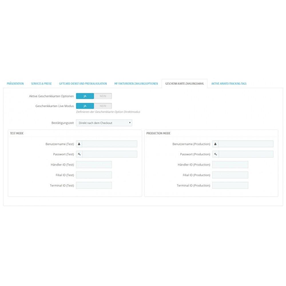 module - Zahlung auf Rechnung - Kauf auf Rechnung mit Teilzahlungsoption - 4