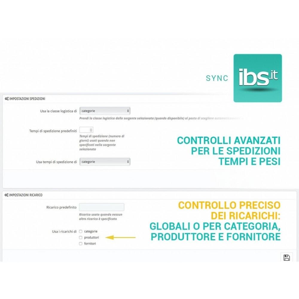 module - Marketplace - Sincronizza con il marketplace IBS.it - 3