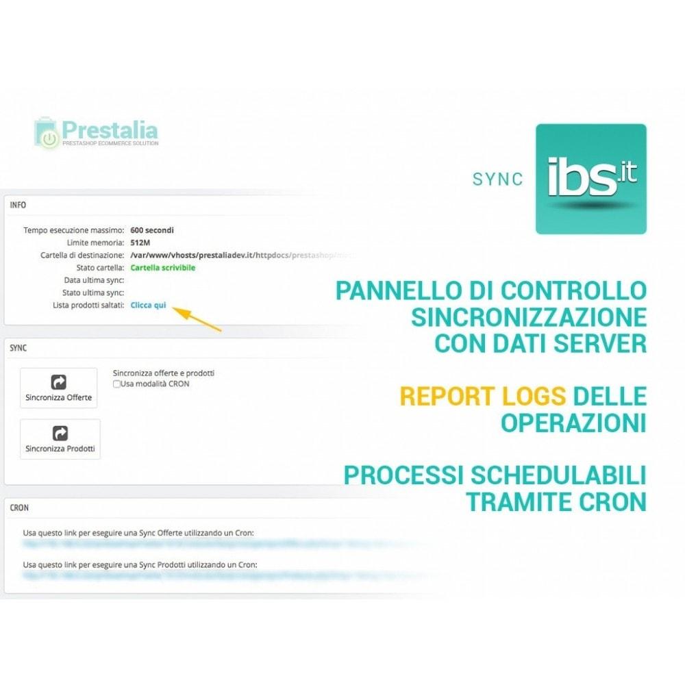 module - Marketplace - Sincronizza con il marketplace IBS.it - 7
