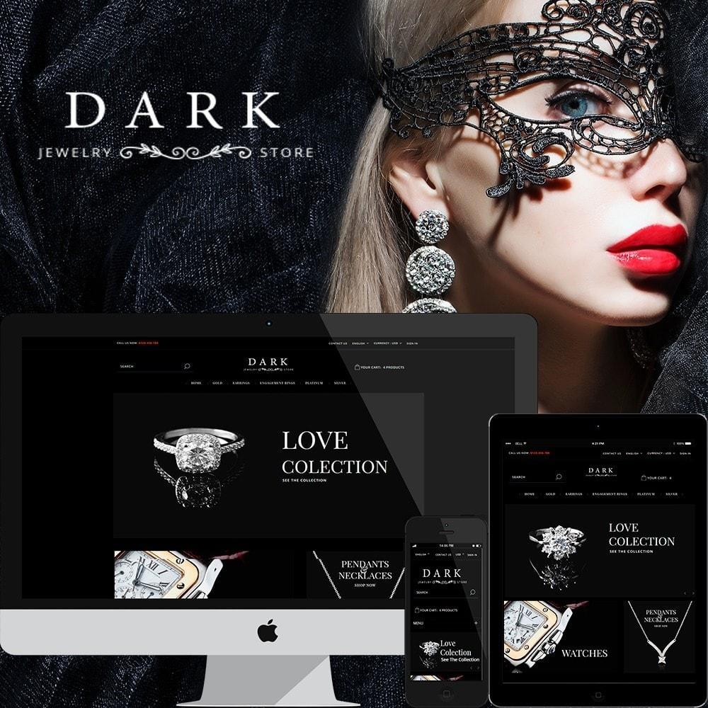 theme - Bijoux & Accessoires - Dark Jewelry - 1