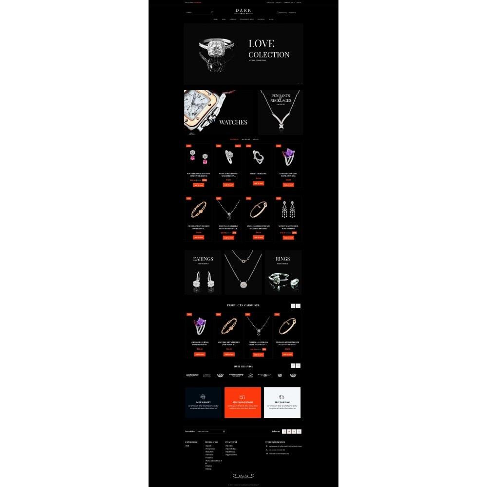 theme - Bijoux & Accessoires - Dark Jewelry - 2