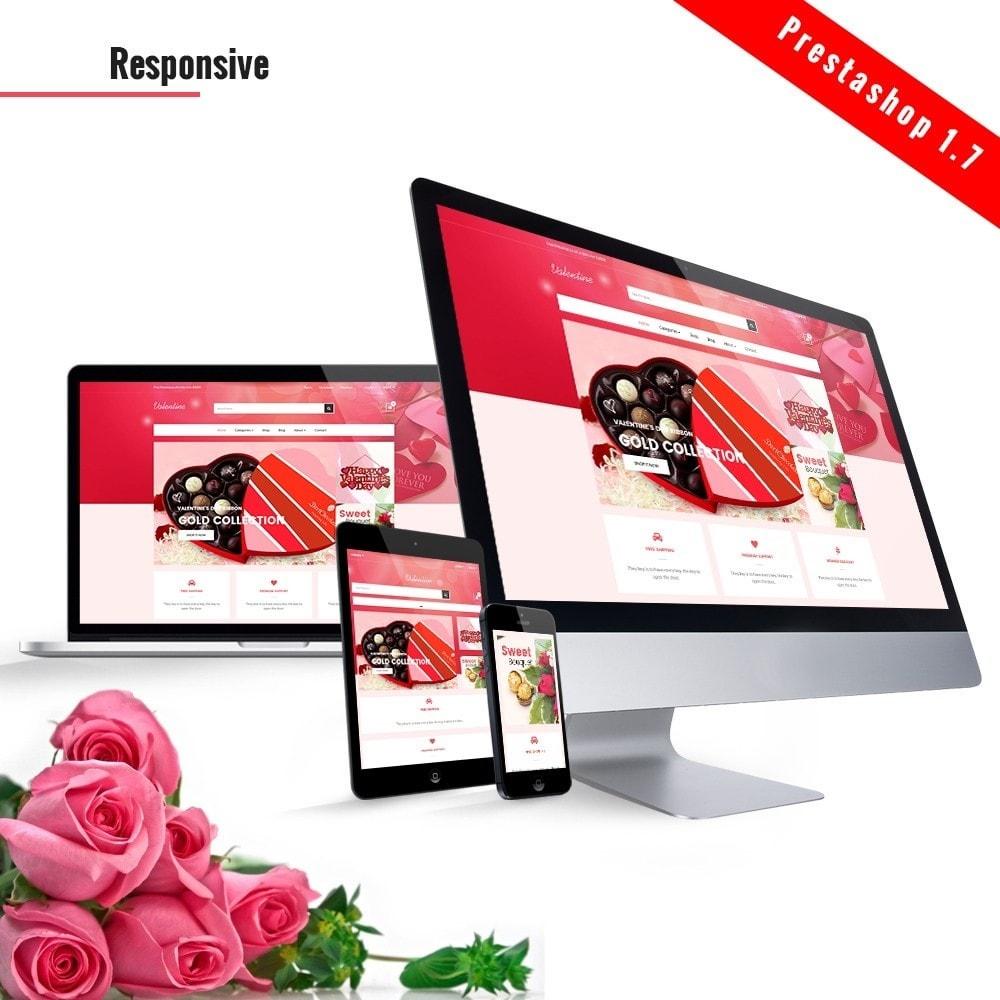 theme - Cadeaux, Fleurs et Fêtes - Leo Valentine - 1