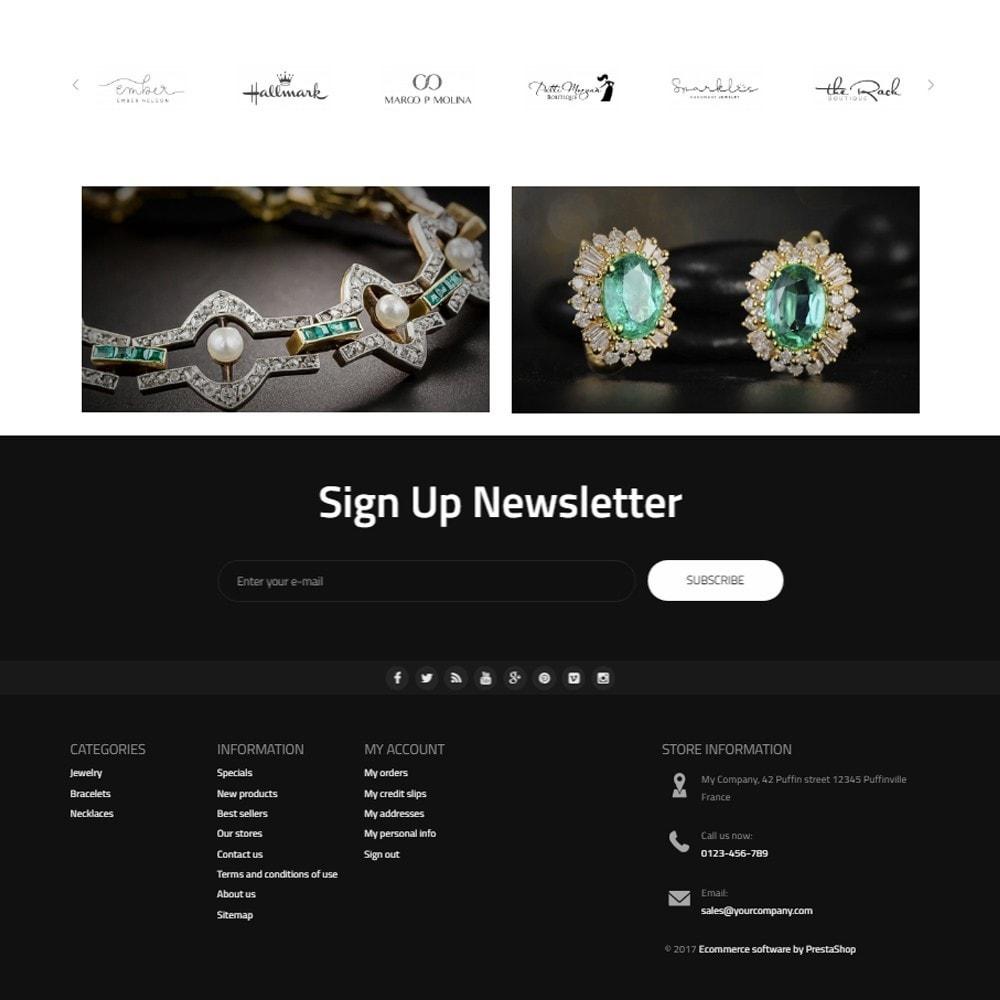 theme - Ювелирные изделия и Аксессуары - Nephrite - Jewelry Store - 12