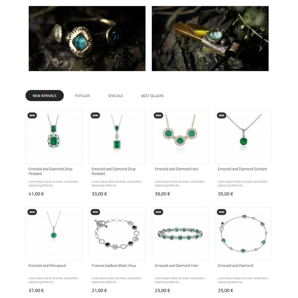 theme - Ювелирные изделия и Аксессуары - Nephrite - Jewelry Store - 13