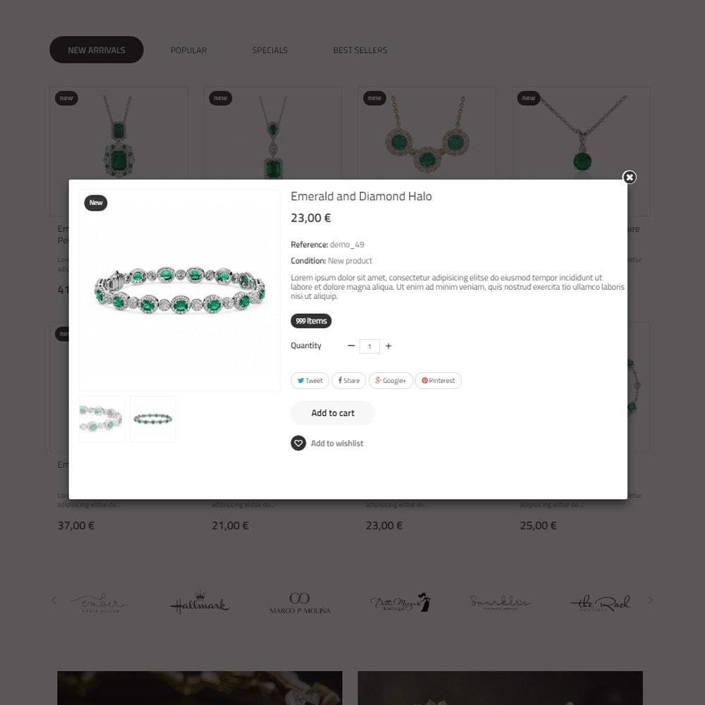 theme - Ювелирные изделия и Аксессуары - Nephrite - Jewelry Store - 7