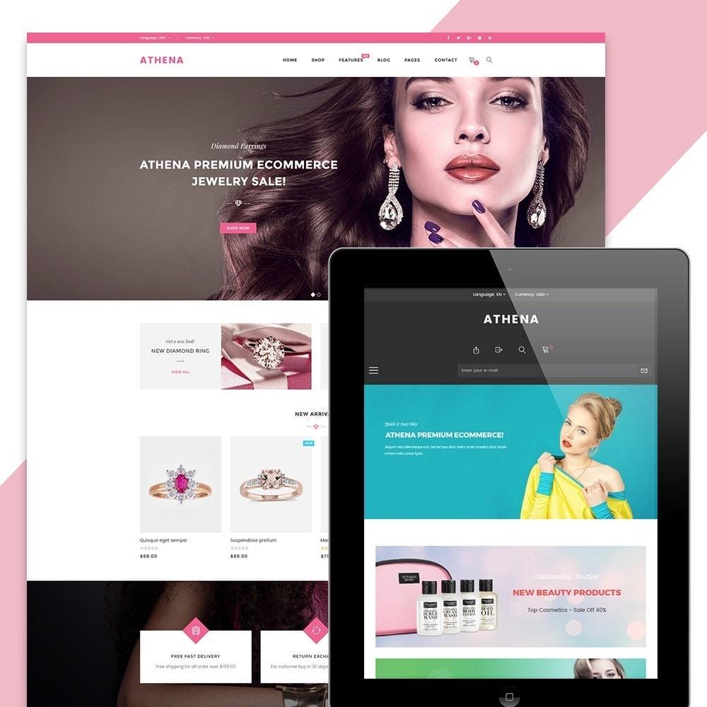 theme - Schmuck & Accesoires - JMS Athena Styleshop - 1
