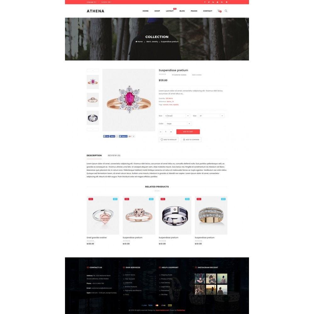 theme - Bellezza & Gioielli - JMS Athena Styleshop - 8