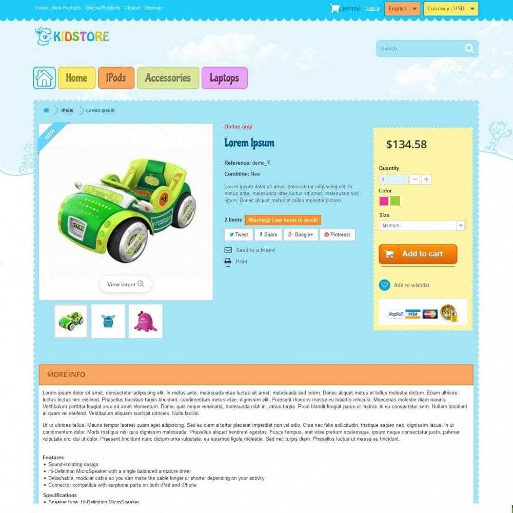 theme - Zabawki & Artykuły dziecięce - kidstore3.2 - 5