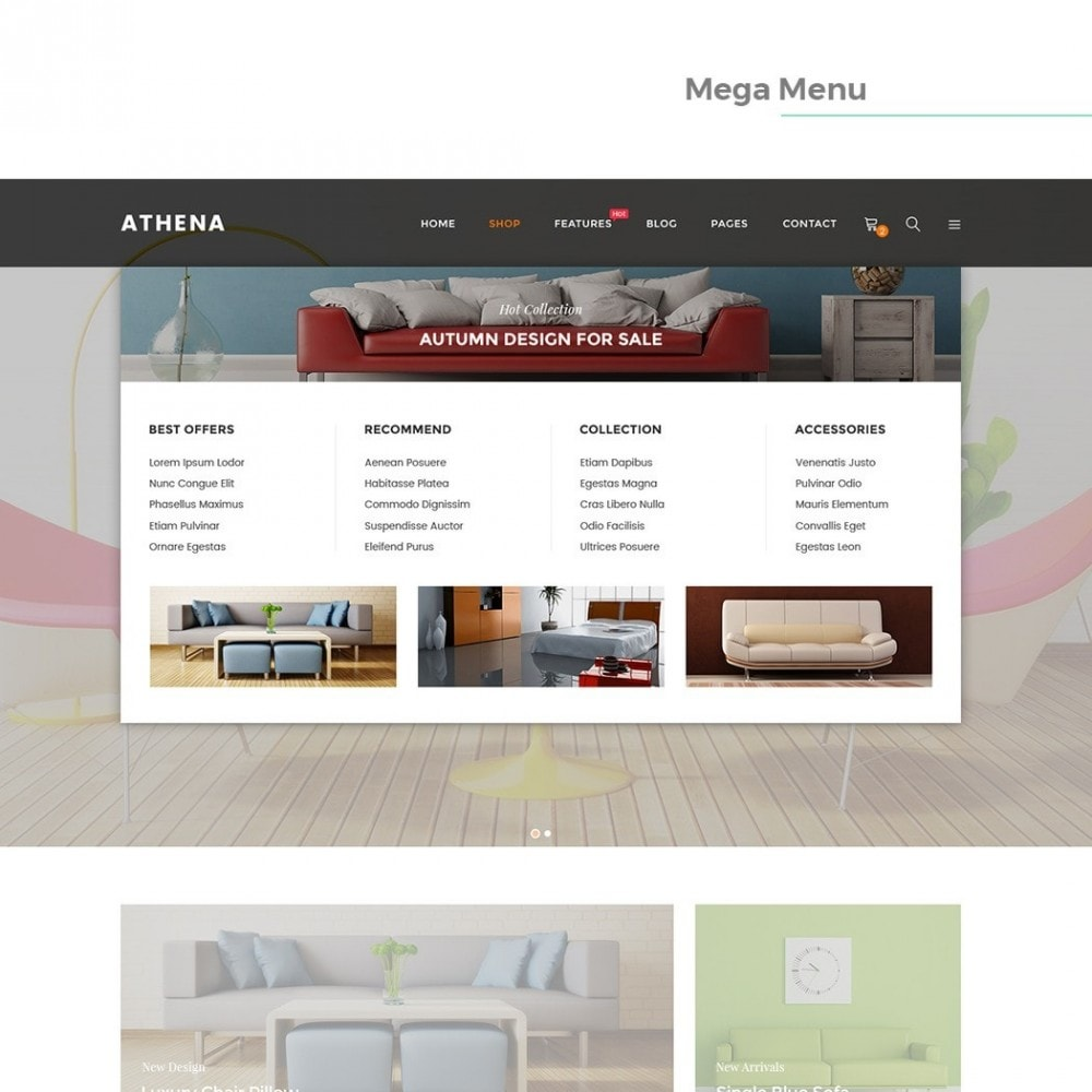 theme - Heim & Garten - JMS Athena Furniture - 3