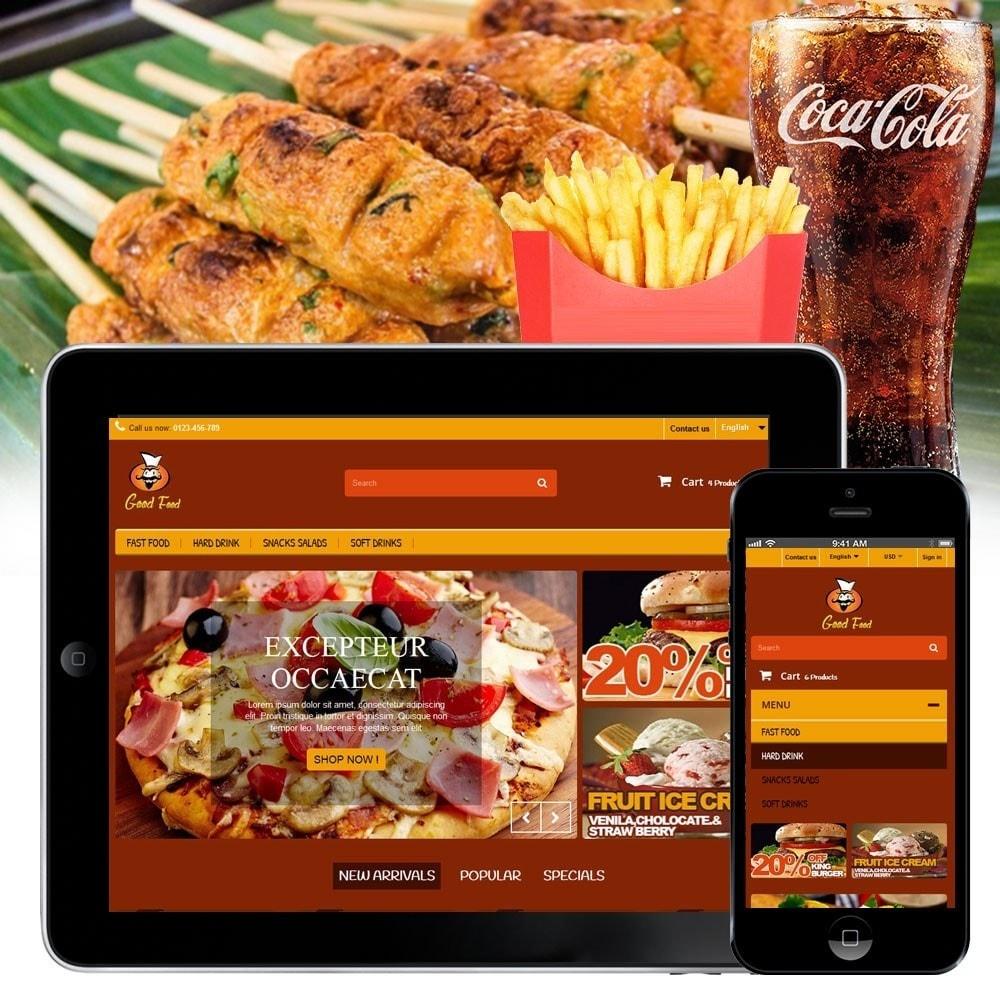 theme - Eten & Restaurant - Good Food 1.2 - 1