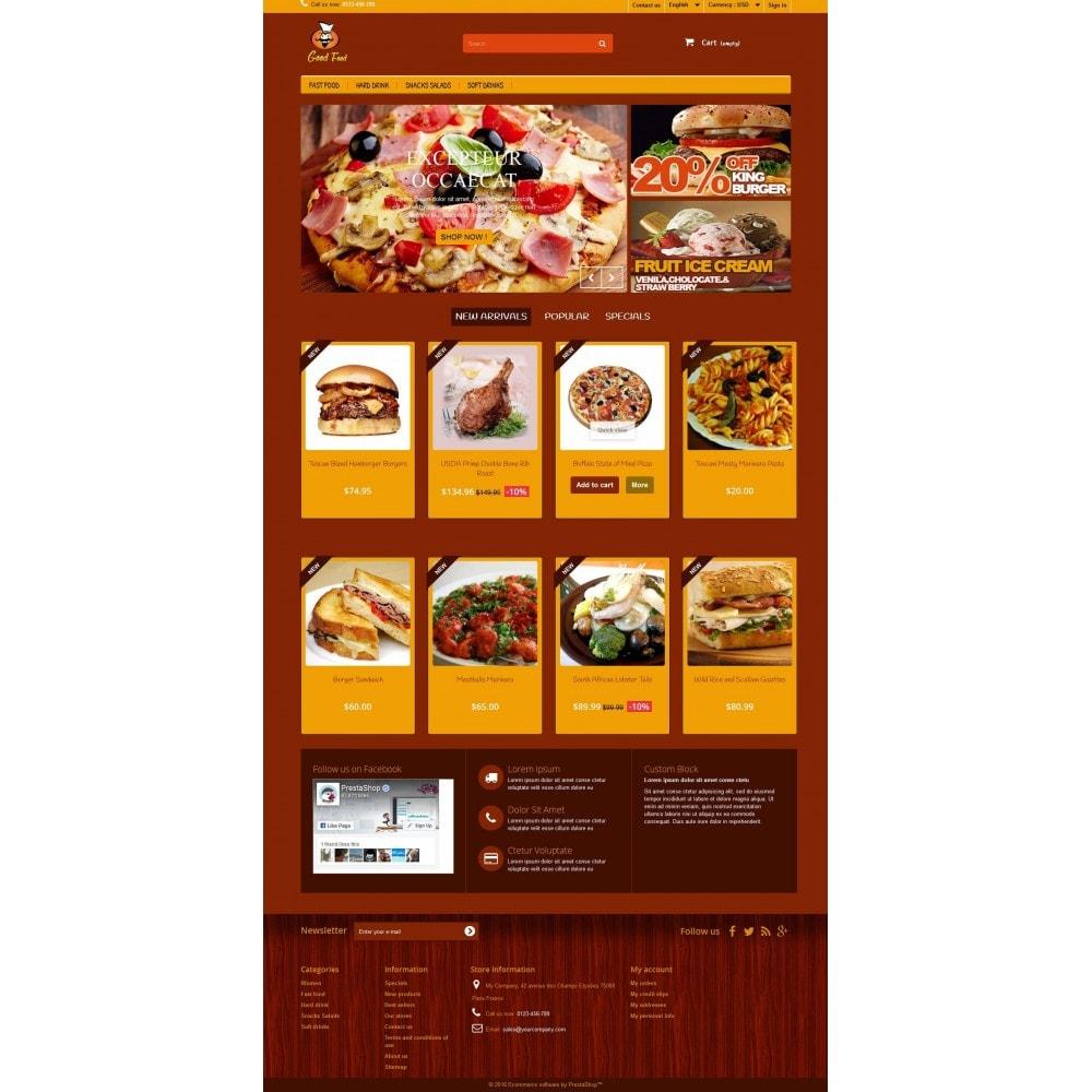 theme - Eten & Restaurant - Good Food 1.2 - 2