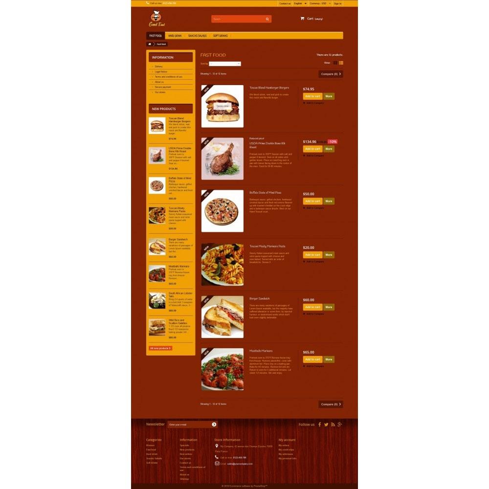 theme - Eten & Restaurant - Good Food 1.2 - 3