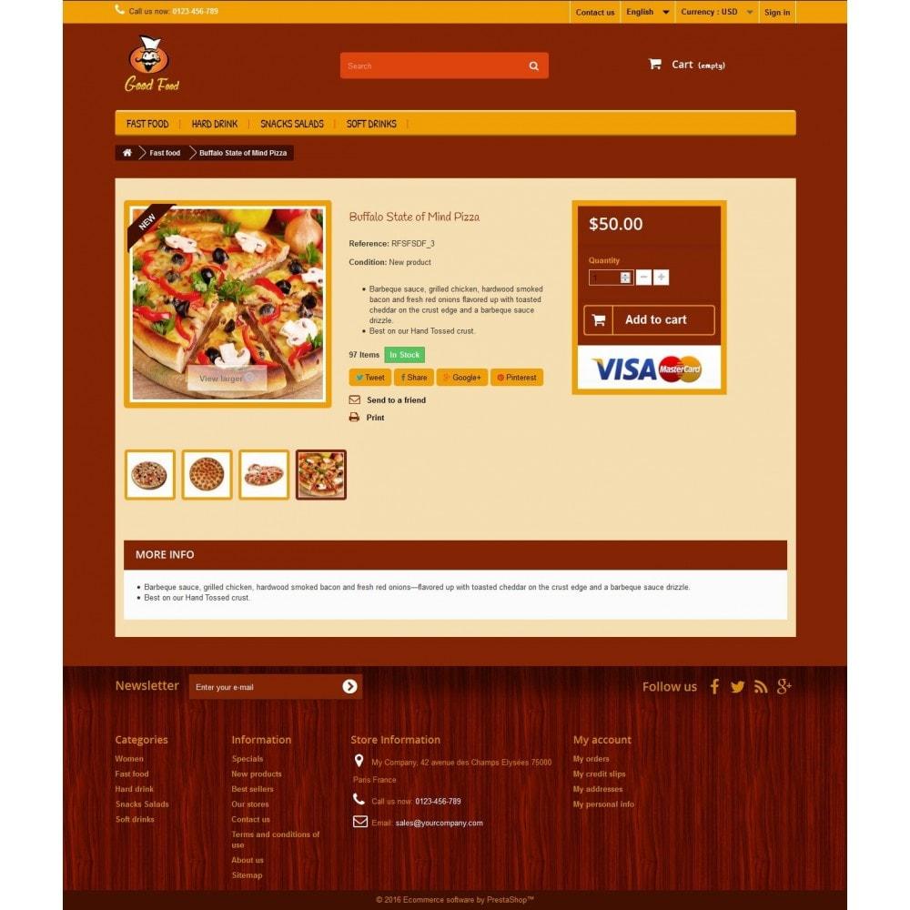 theme - Eten & Restaurant - Good Food 1.2 - 4
