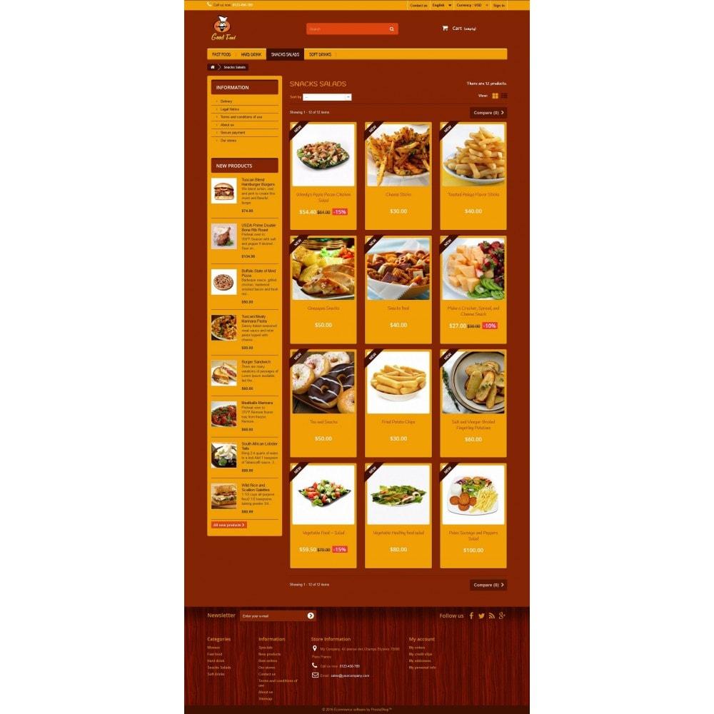 theme - Eten & Restaurant - Good Food 1.2 - 5