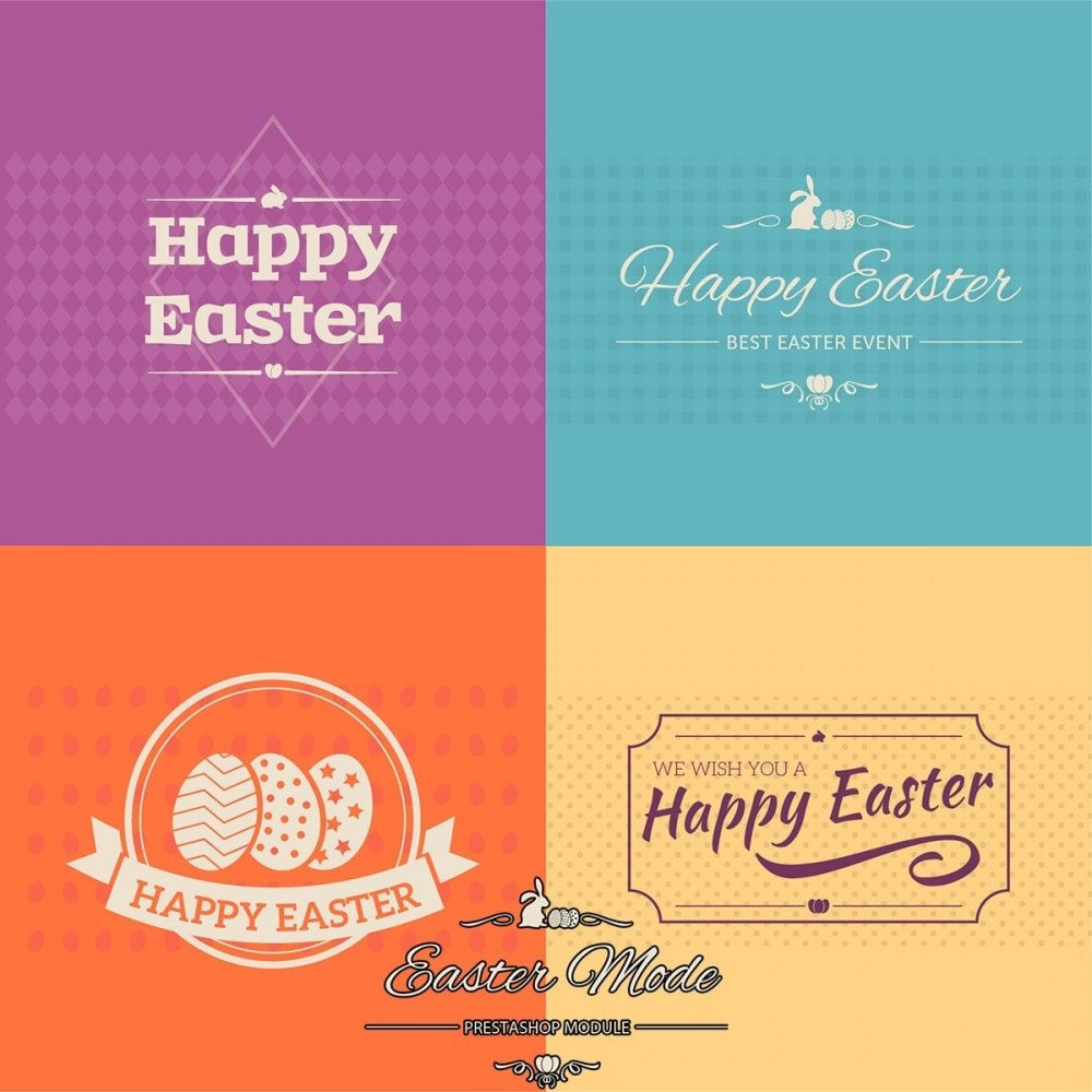 module - Personnalisation de Page - Easter Mode - Theme customizer - 33