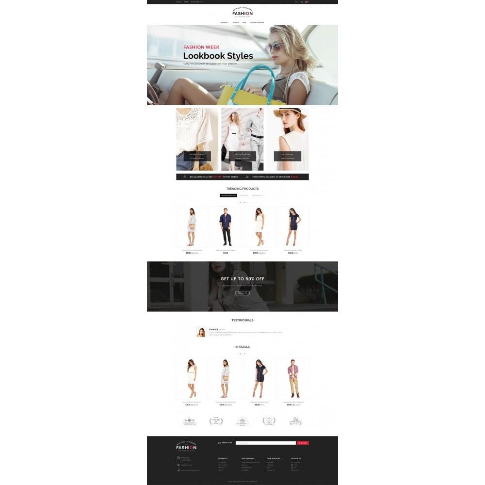 theme - Мода и обувь - Fashion Store - 2