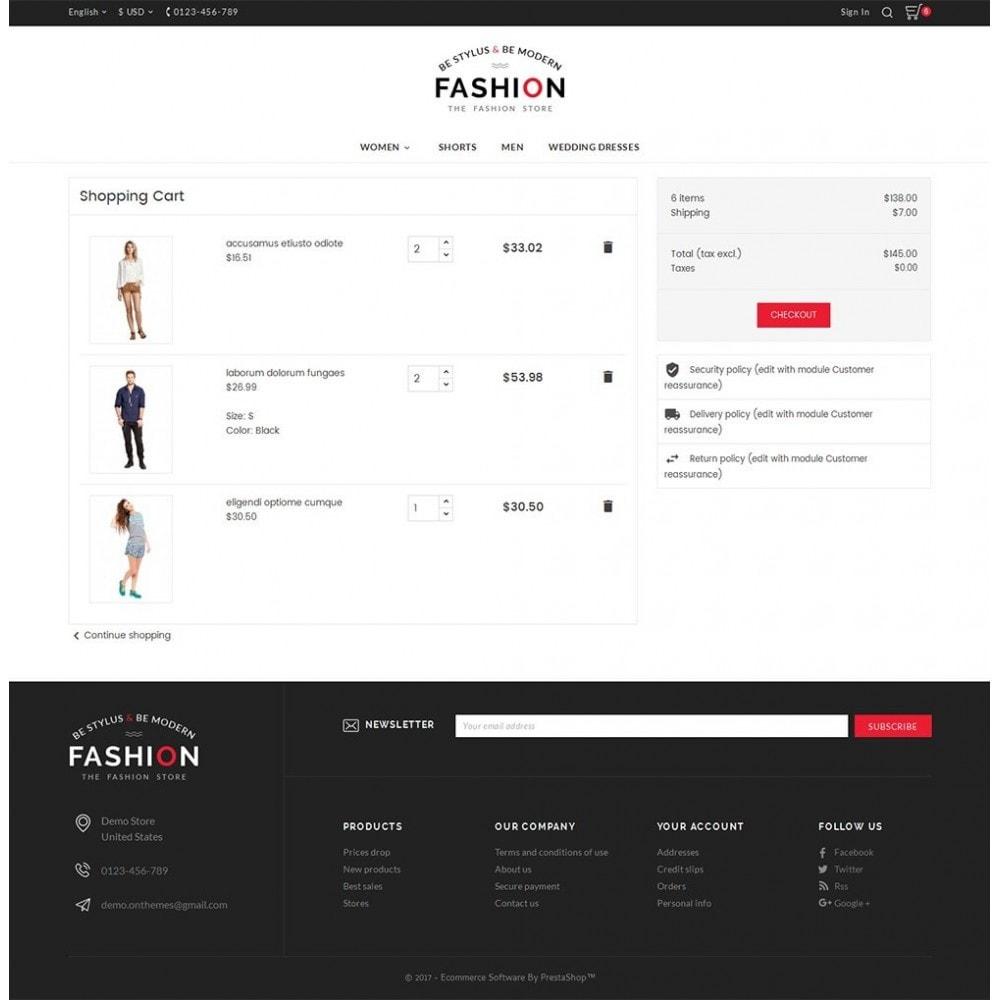 theme - Мода и обувь - Fashion Store - 6