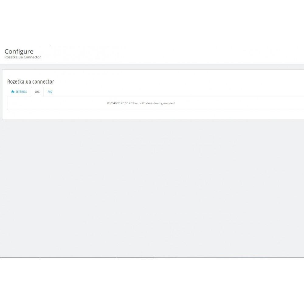 module - Marketplaces - Rozetka.ua Connector - 2