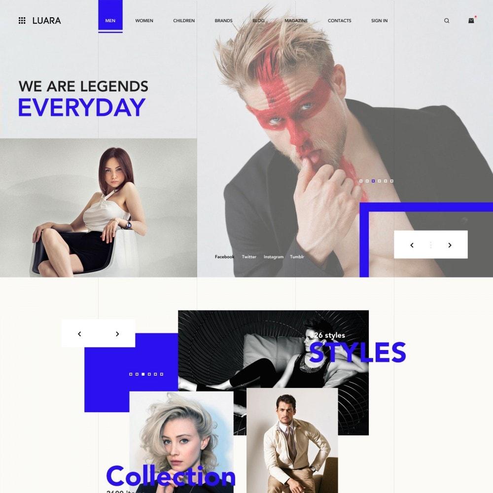 theme - Moda & Calzature - Laura - Negozio di Vestiti - 2