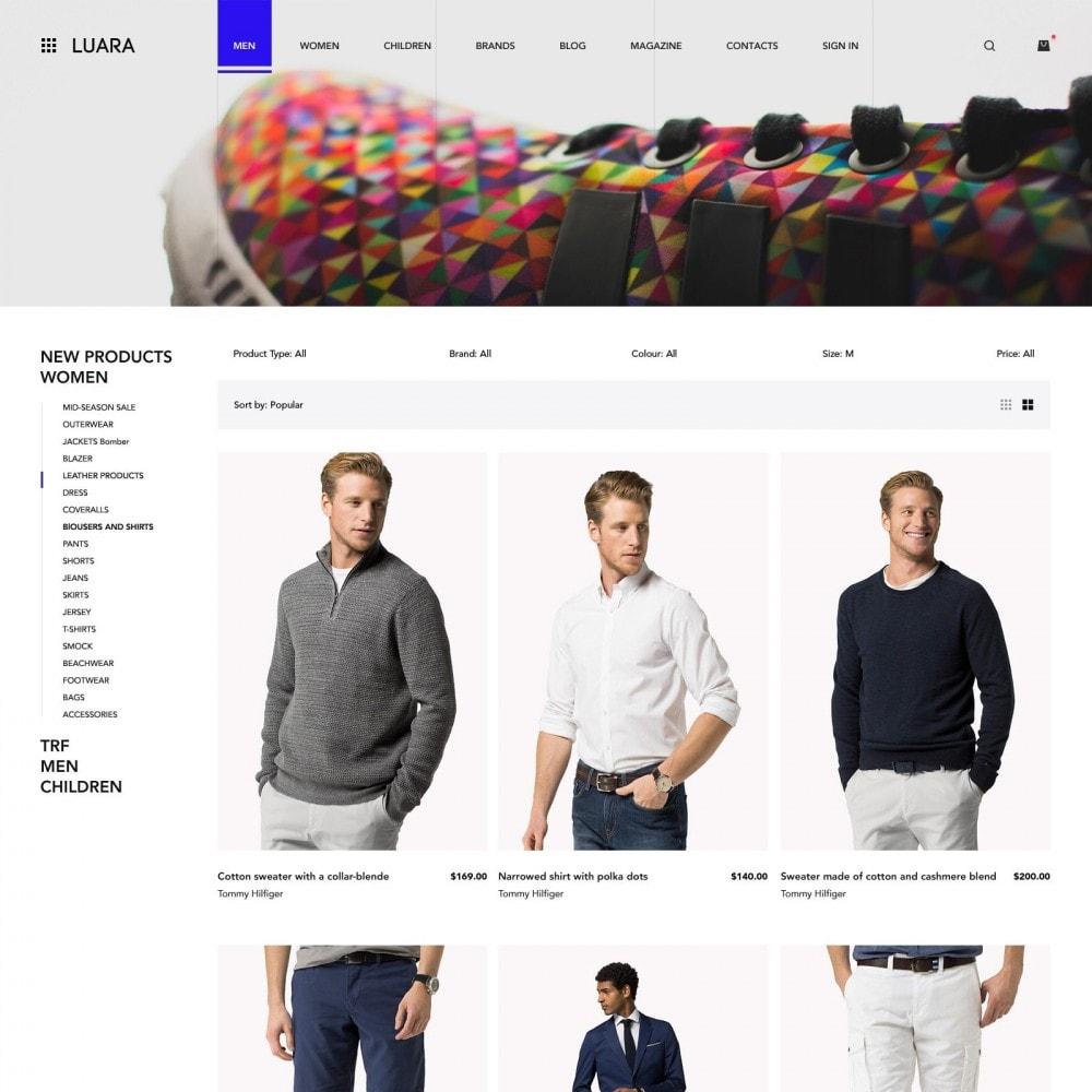 theme - Moda & Calzature - Laura - Negozio di Vestiti - 4