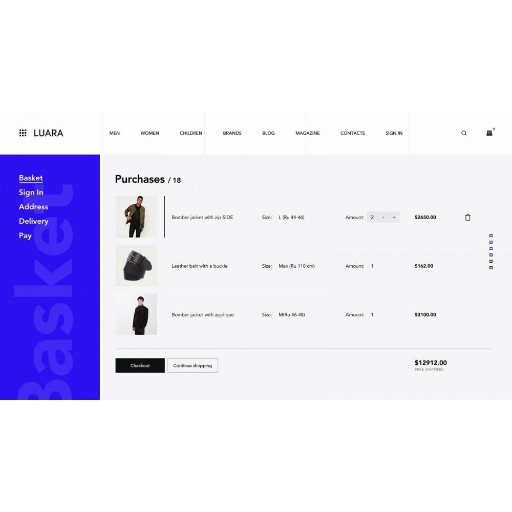 theme - Mode & Chaussures - Laura -Mmagasin de Vêtements - 6