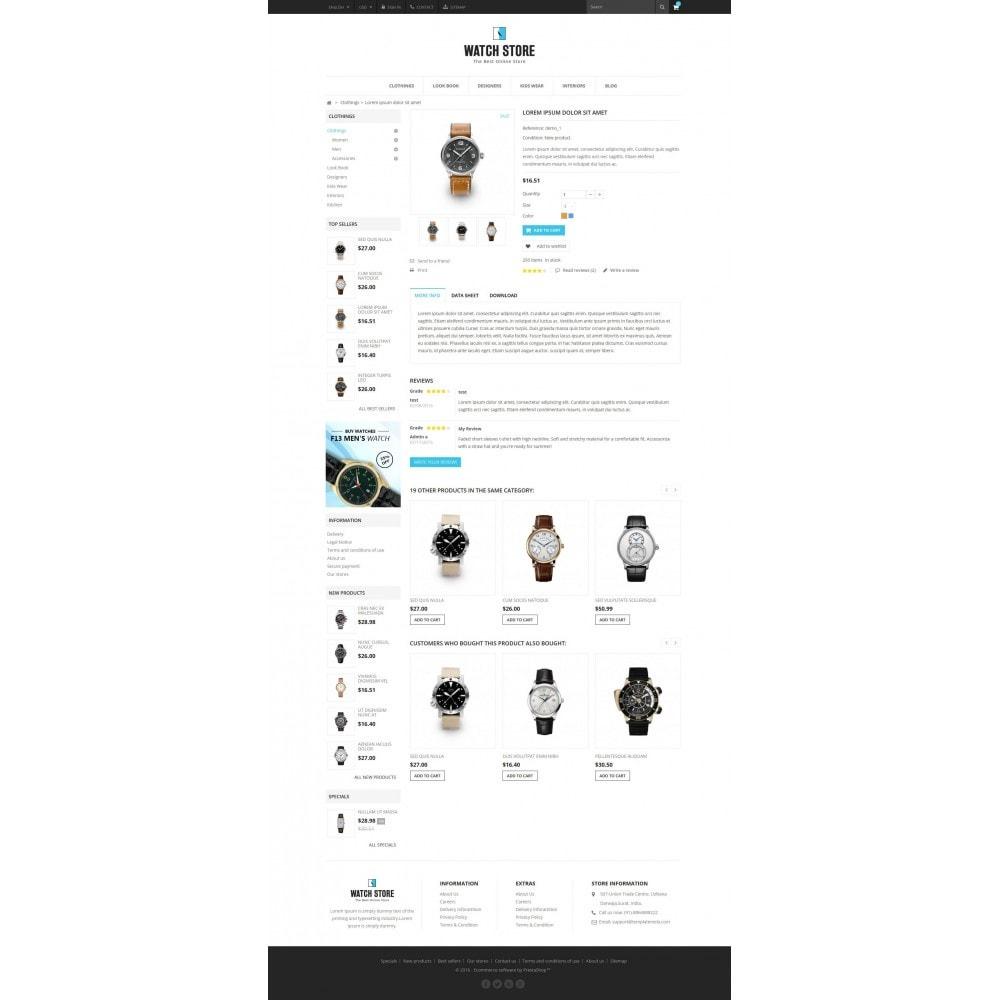 theme - Biżuteria & Akcesoria - Latest Watch Store - 5