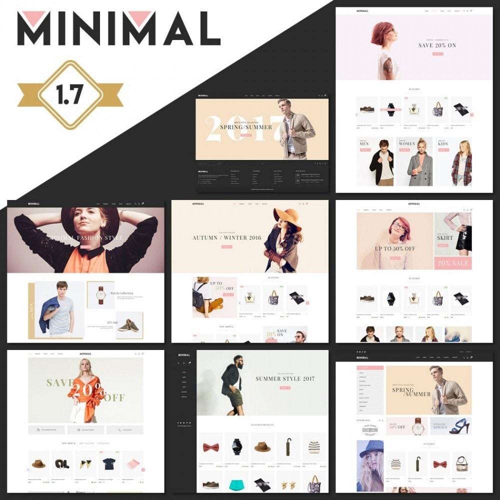 theme - Moda & Calzature - JMS Minimal 1.7 - 1