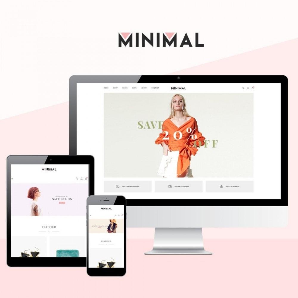 theme - Мода и обувь - JMS Minimal 1.7 - 2