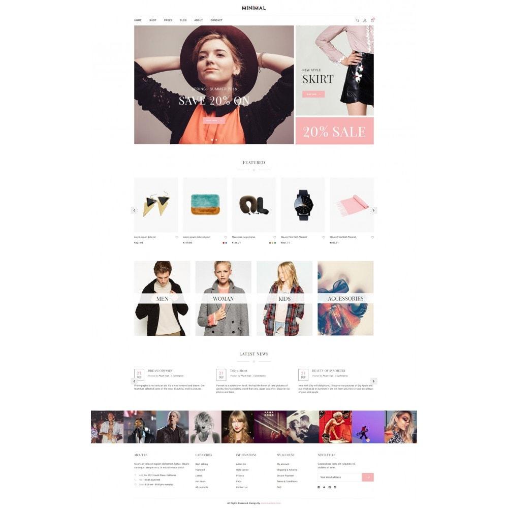 theme - Мода и обувь - JMS Minimal 1.7 - 8