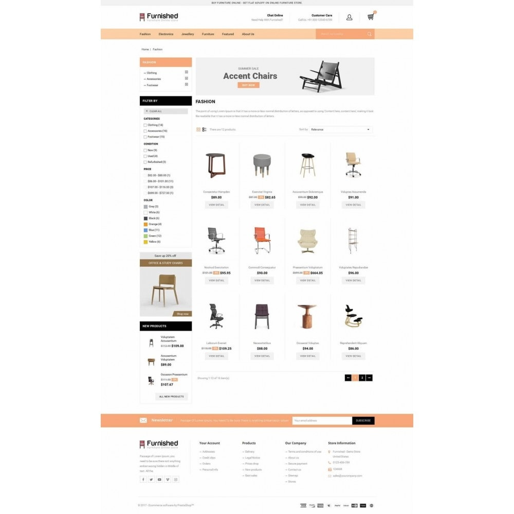 theme - Huis & Buitenleven - Furnished - Best Online Store - 3