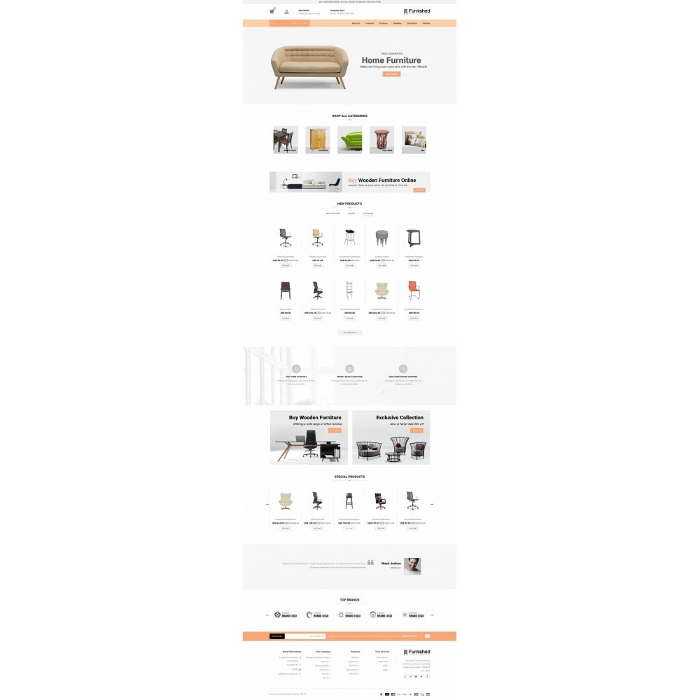 theme - Huis & Buitenleven - Furnished - Best Online Store - 6