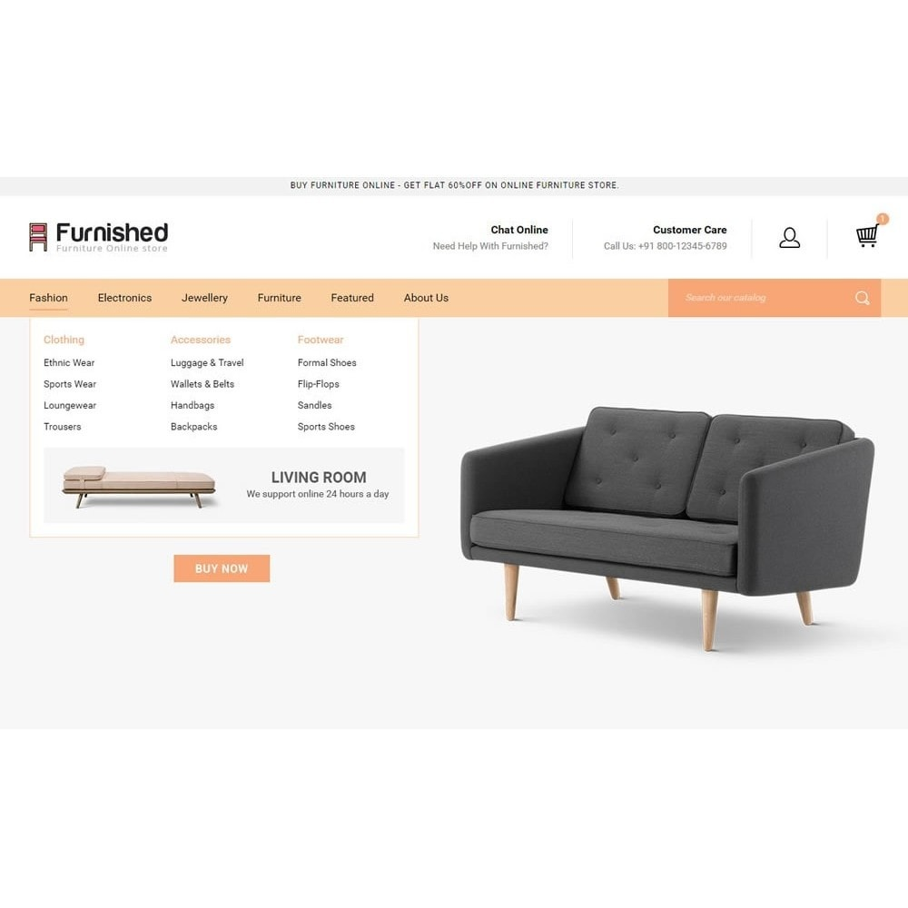 theme - Huis & Buitenleven - Furnished - Best Online Store - 7