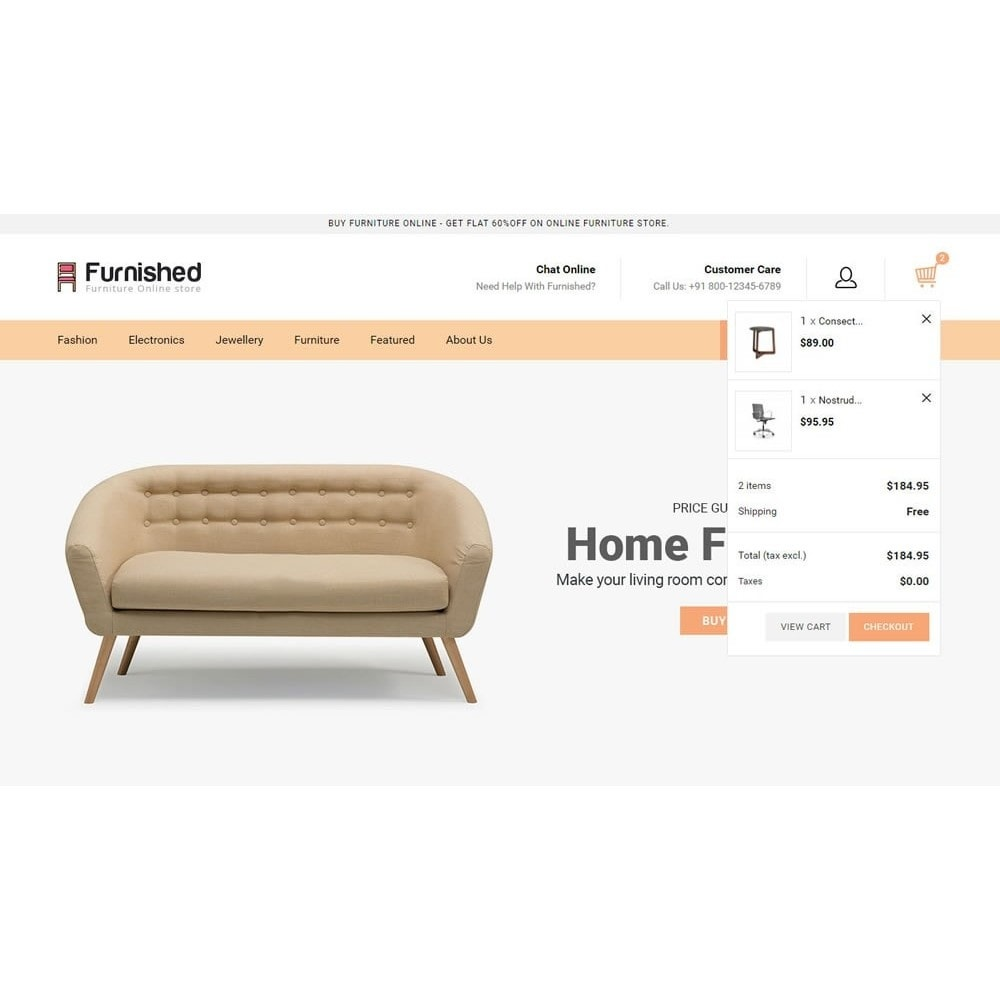 theme - Huis & Buitenleven - Furnished - Best Online Store - 9