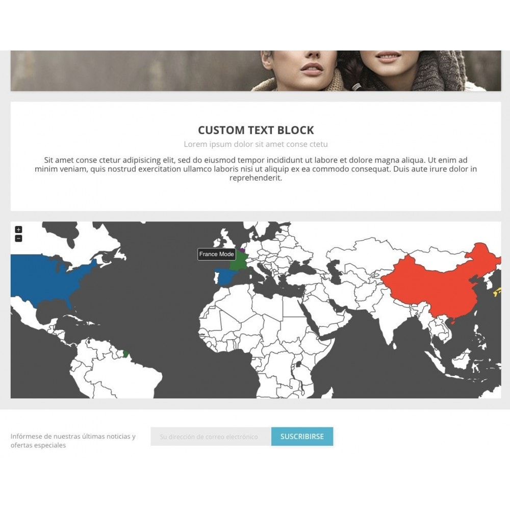 module - Internationalisierung & Lokalisierung - Clickable Map - 1