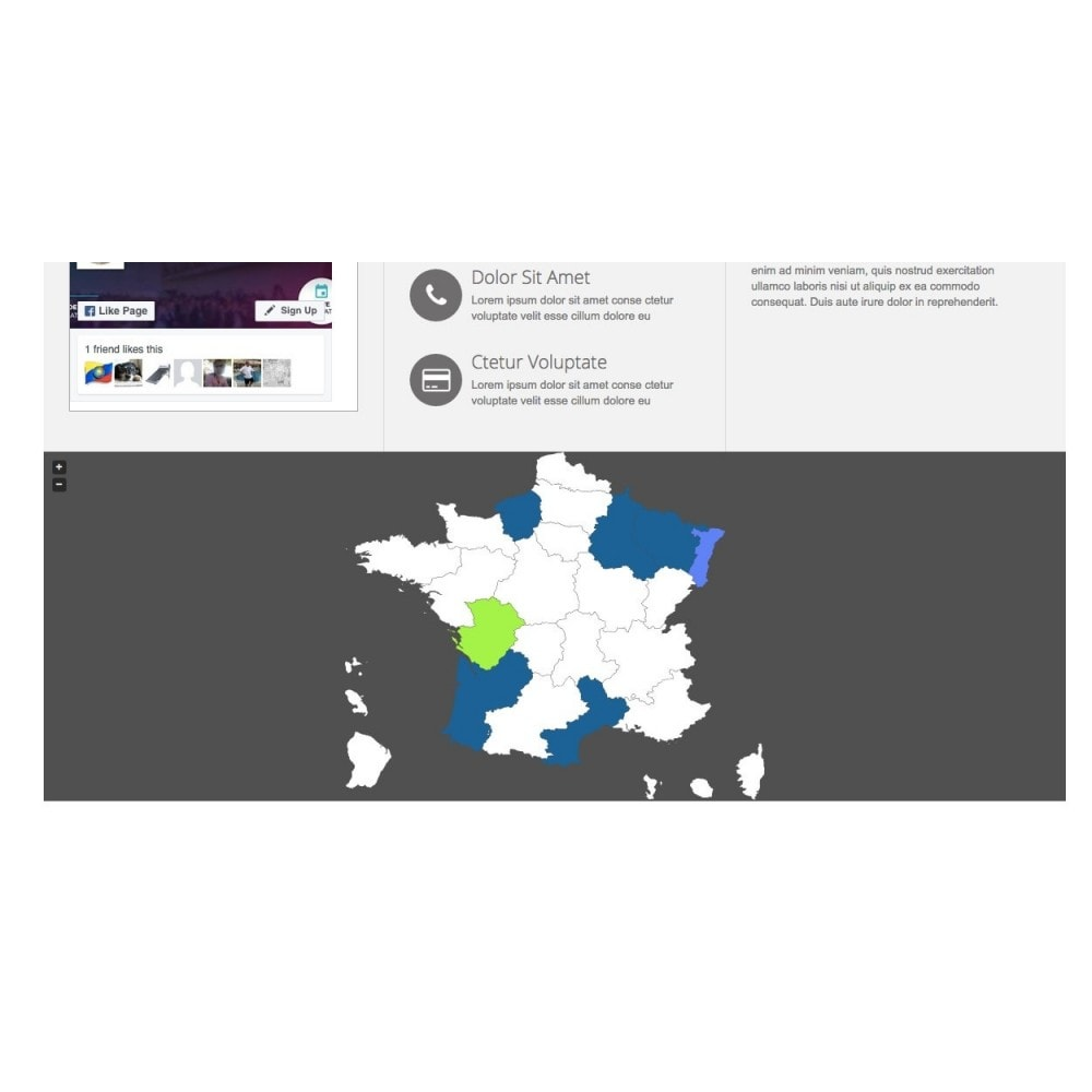 module - Międzynarodowość & Lokalizacja - Clickable Map - 2