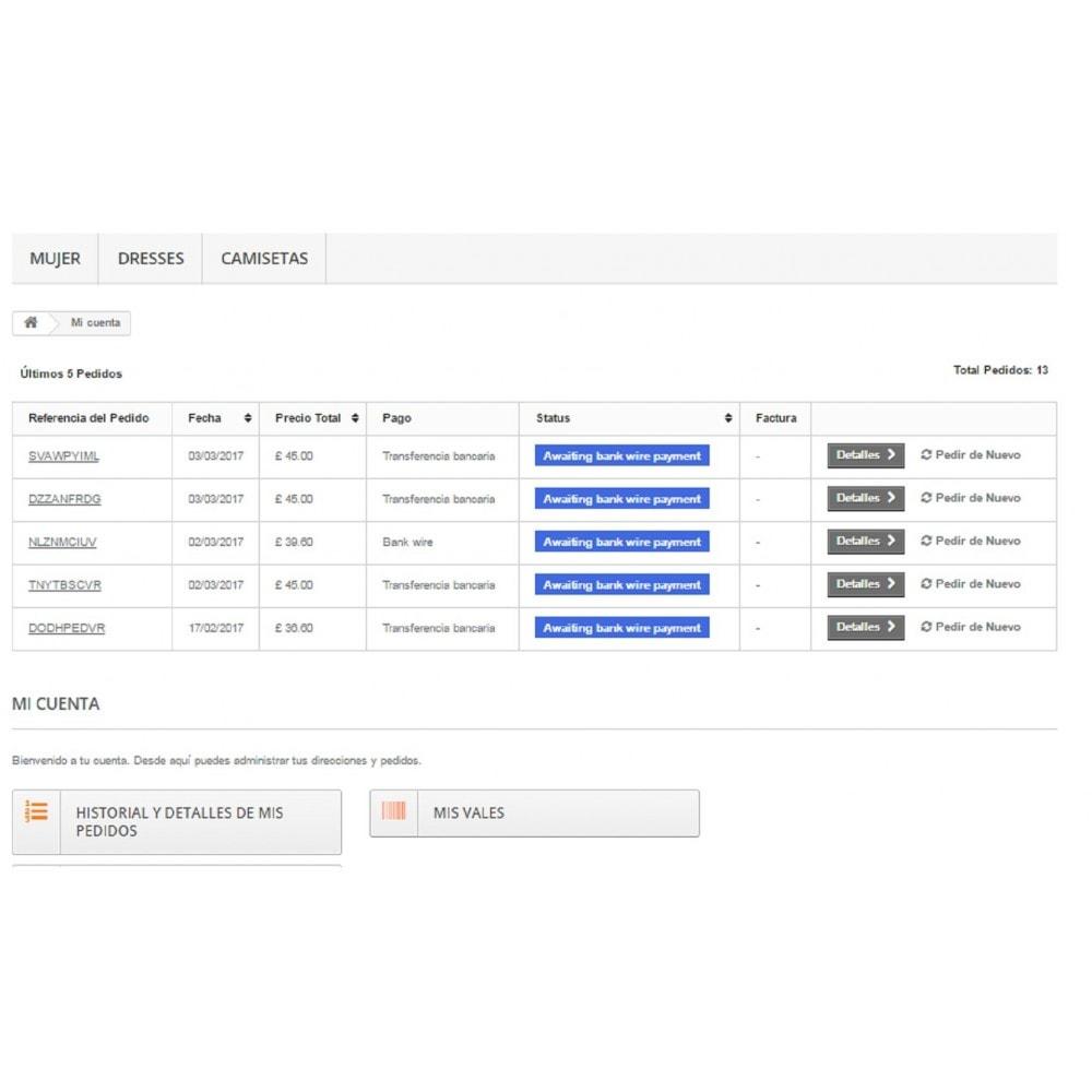 module - Gestión de Pedidos - Gestión y Filtro de Pedidos.MultiventasFront-EndB2B-B2C - 2