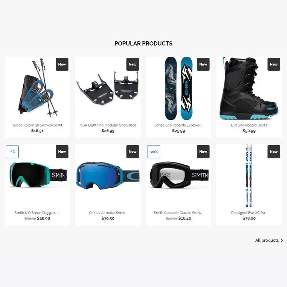 theme - Sport, Loisirs & Voyage - Birkebeiner - Active Sport - 4