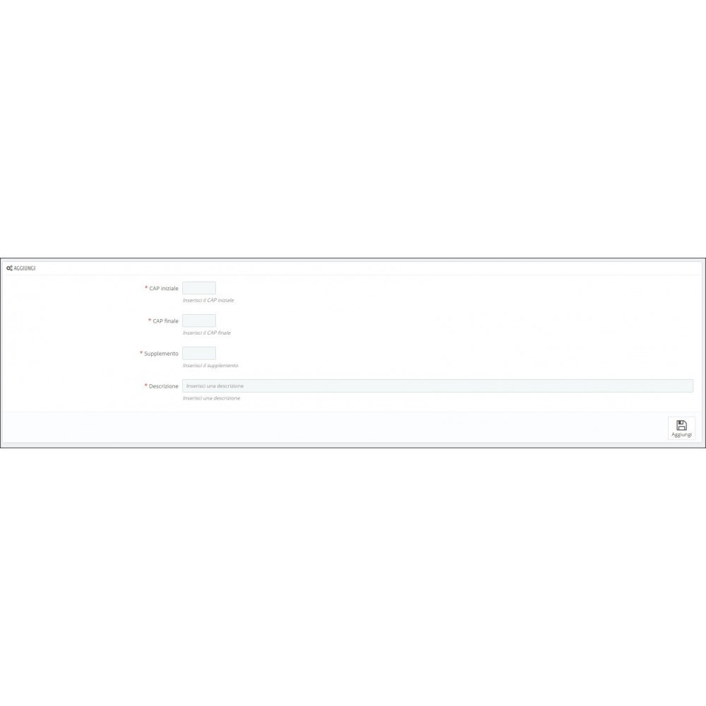 module - Versandkosten - Nexive with support for disadvantaged locations - 1