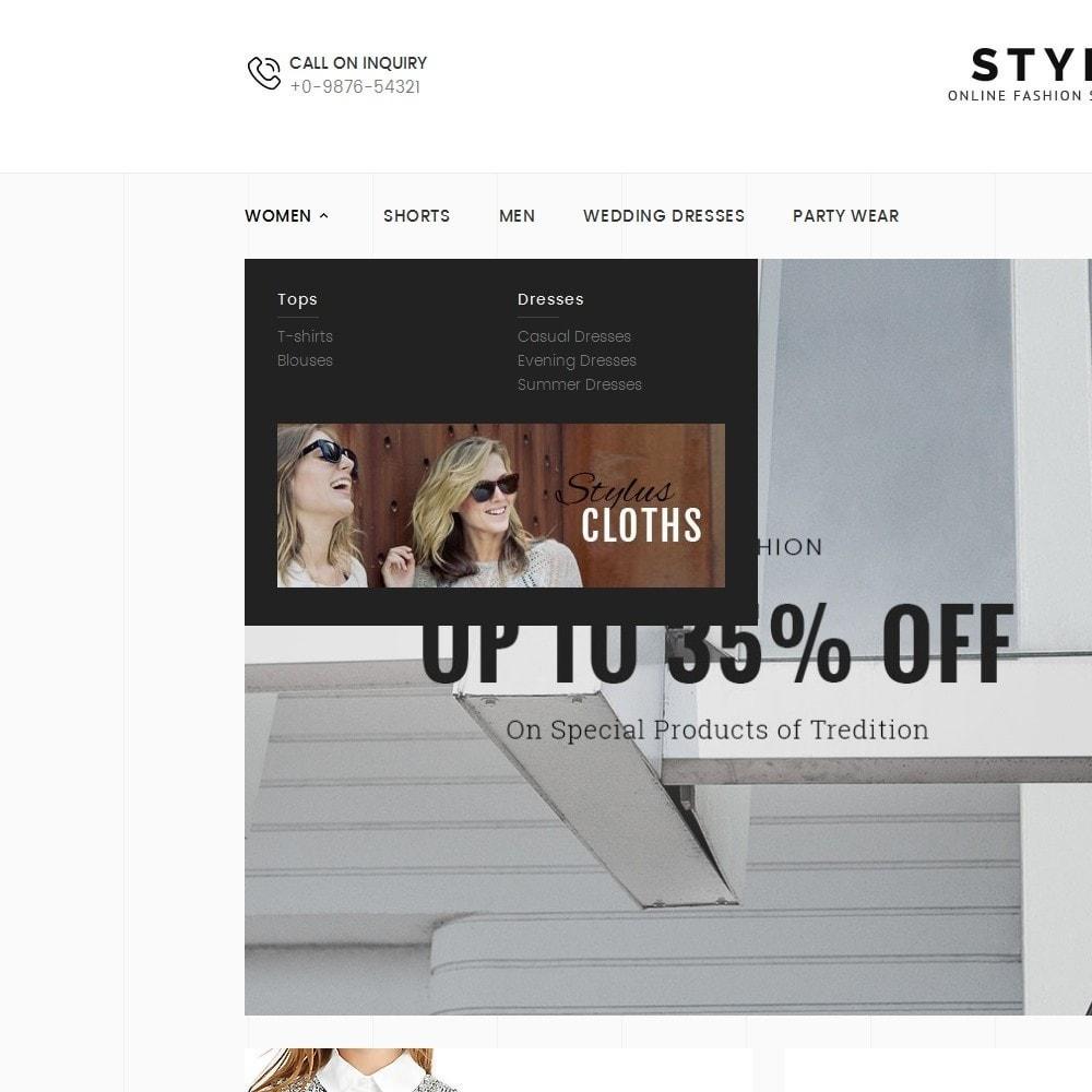theme - Moda & Obuwie - Style Fashion Store - 8