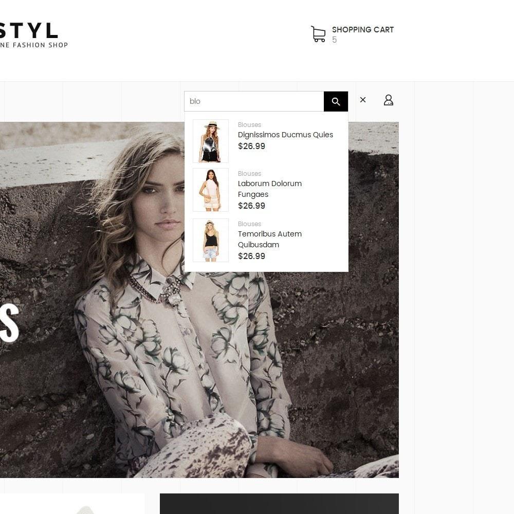 theme - Moda & Obuwie - Style Fashion Store - 9