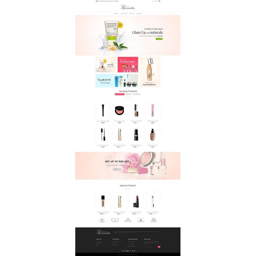 theme - Salud y Belleza - Cosmetics Store - 2