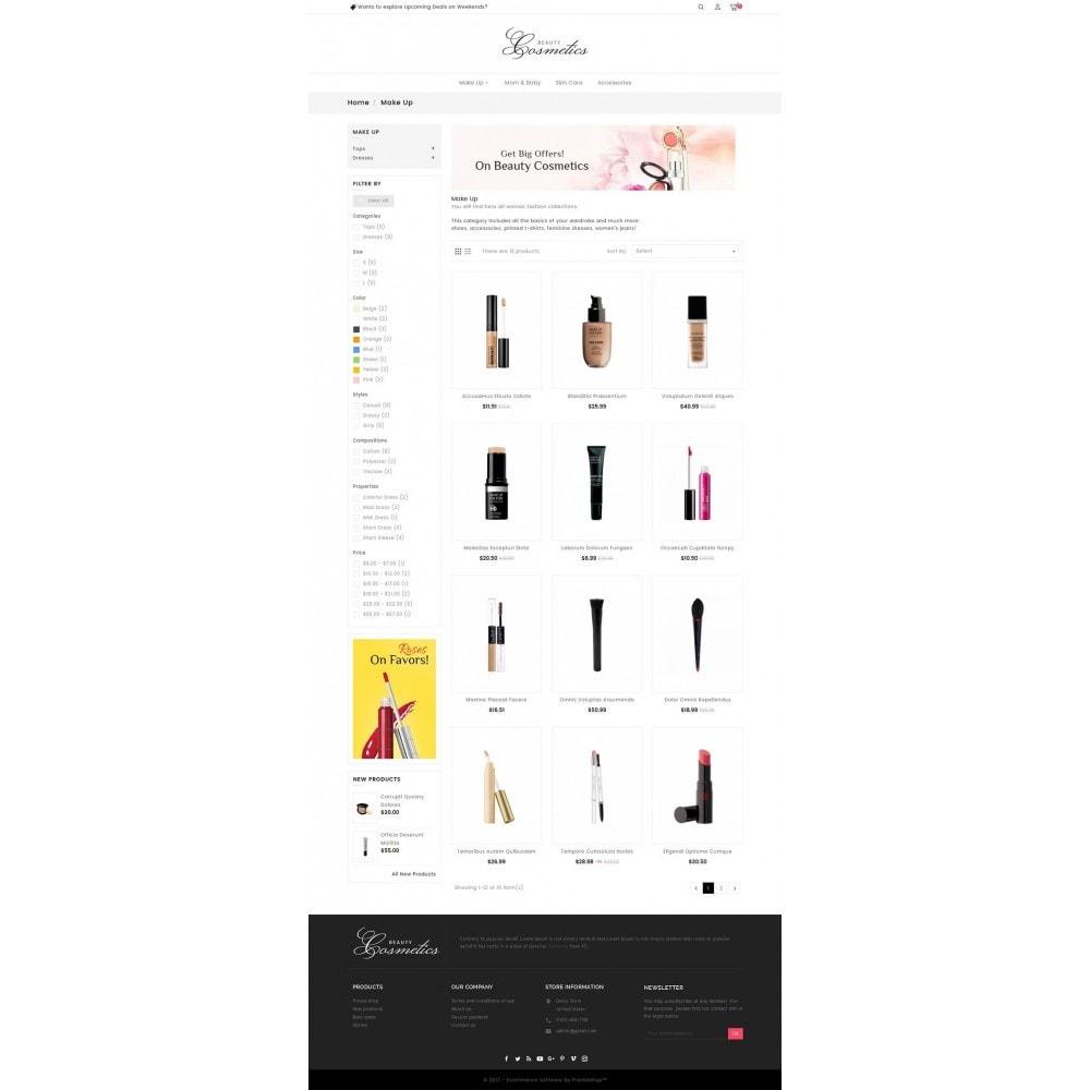 theme - Salud y Belleza - Cosmetics Store - 3