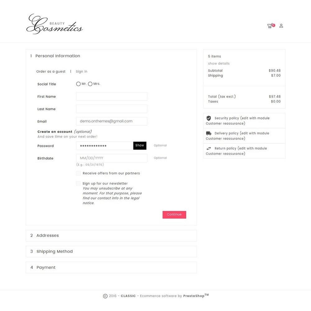 theme - Salud y Belleza - Cosmetics Store - 6