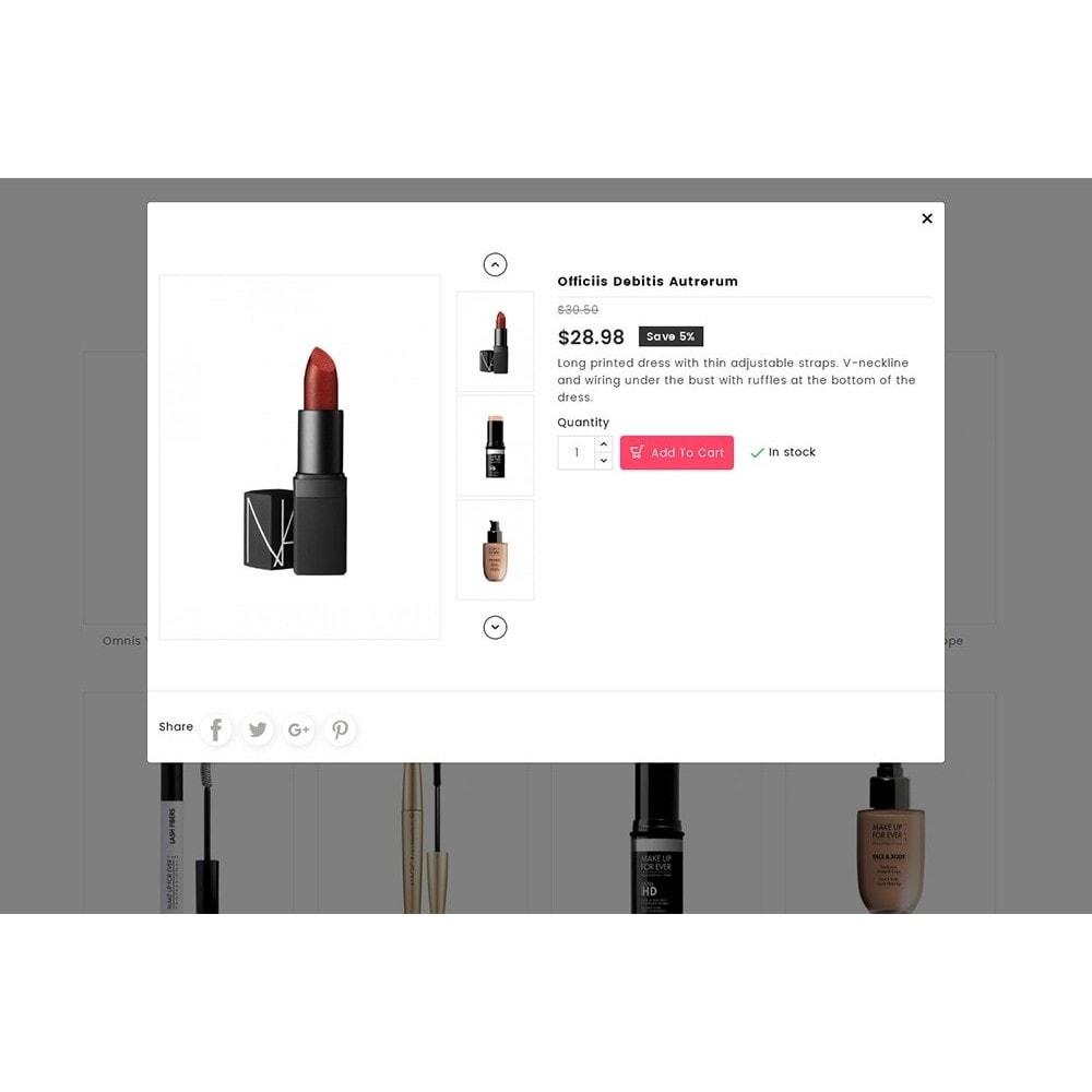 theme - Health & Beauty - Cosmetics Store - 7