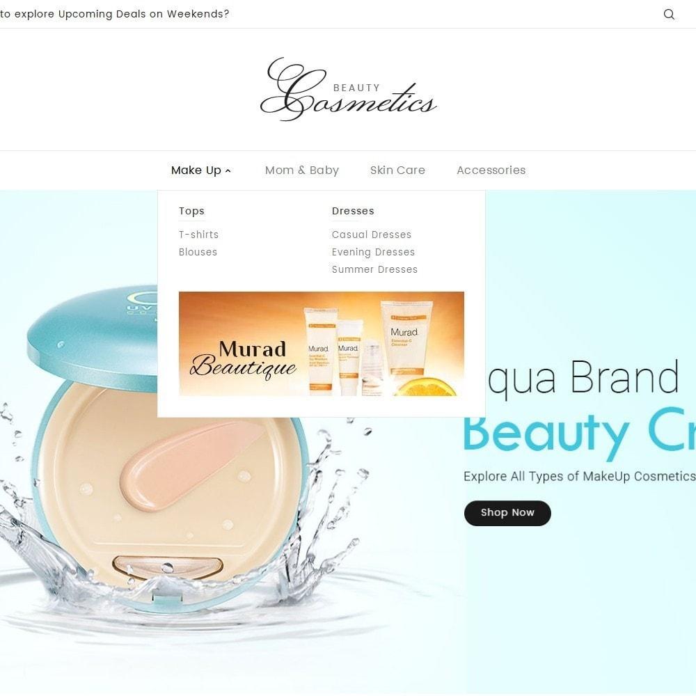 theme - Health & Beauty - Cosmetics Store - 8