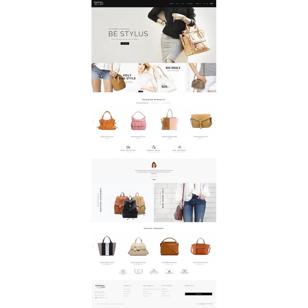 theme - Fashion & Shoes - Fashion Bag Store - 2