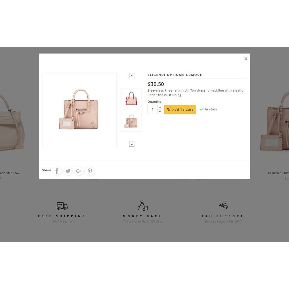 theme - Fashion & Shoes - Fashion Bag Store - 8