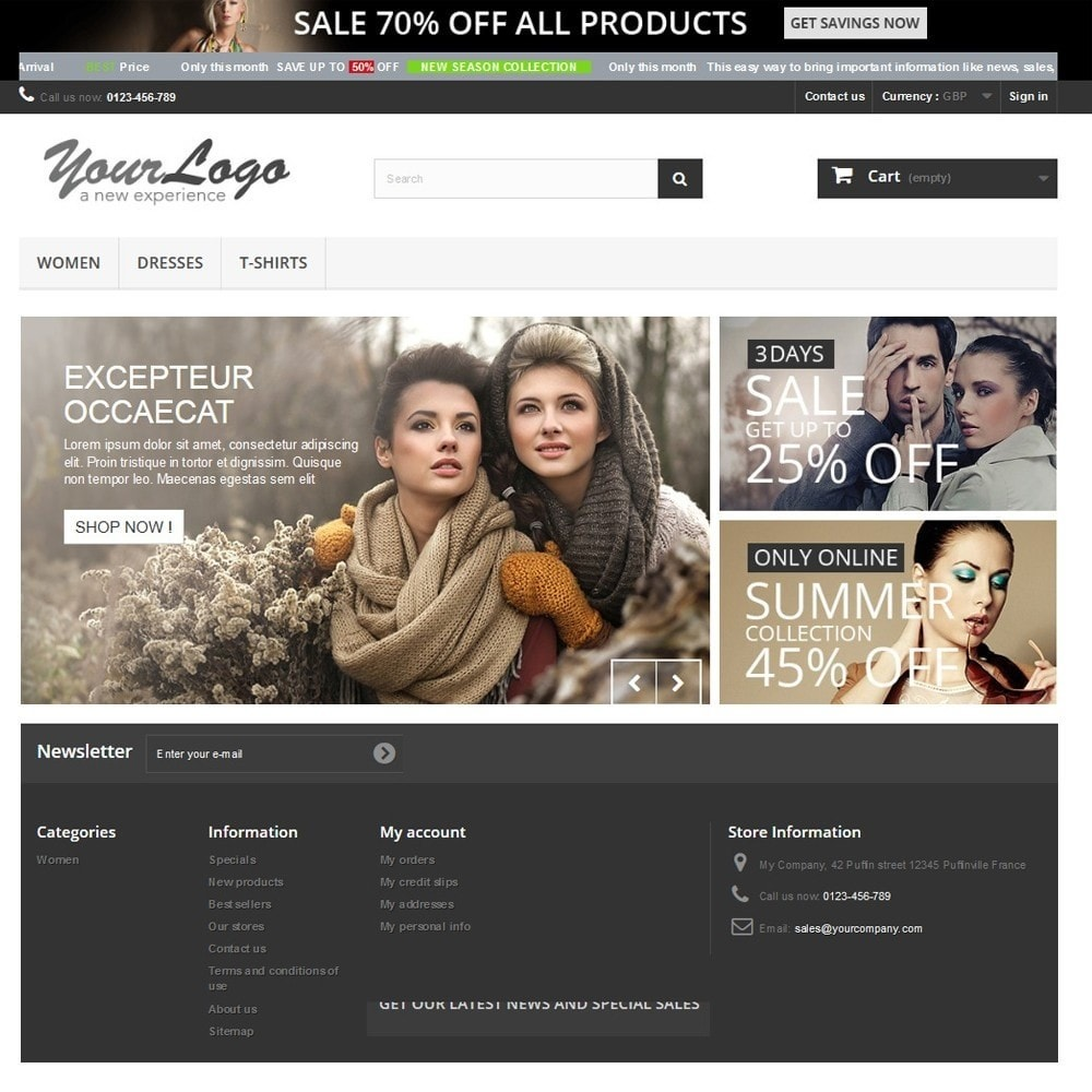 module - Bloques, Pestañas y Banners - Marquee, Banners with Scrolling Text or Images - 3