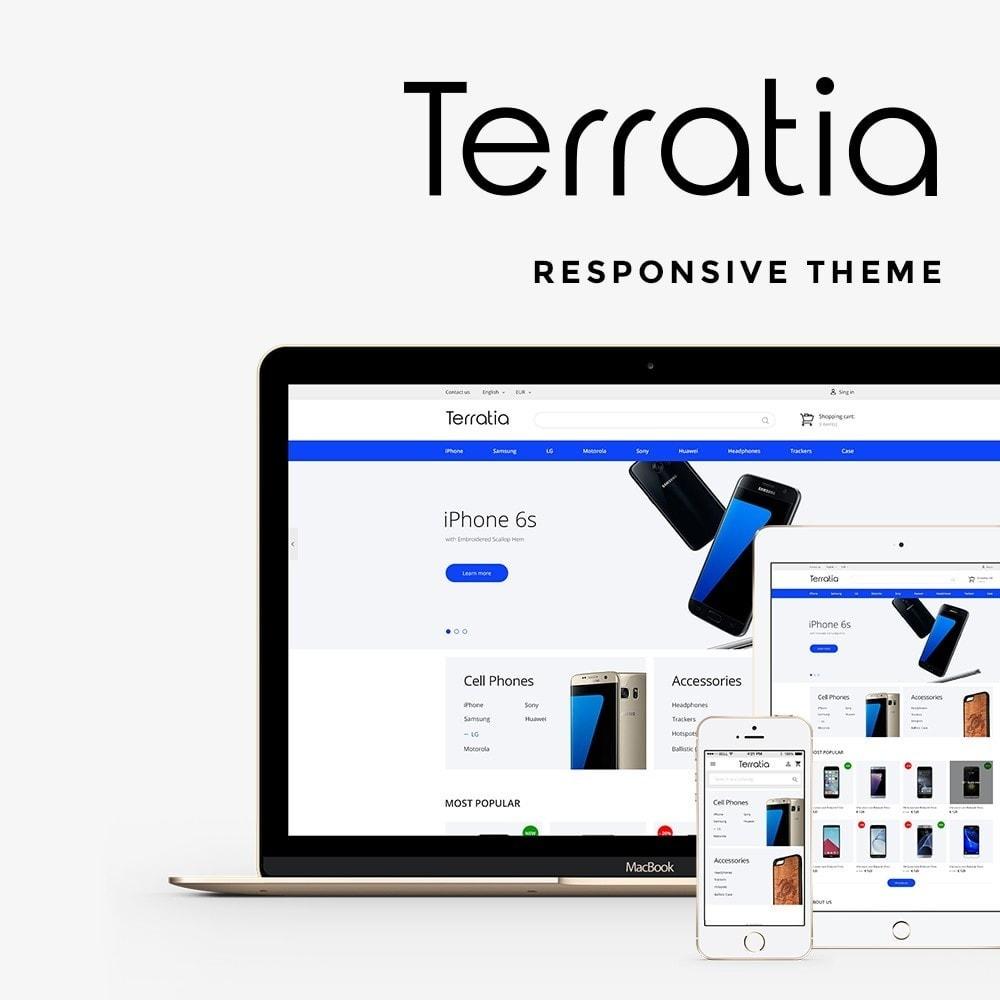 theme - Eletrônicos & High Tech - Terraria - High-tech Shop - 1