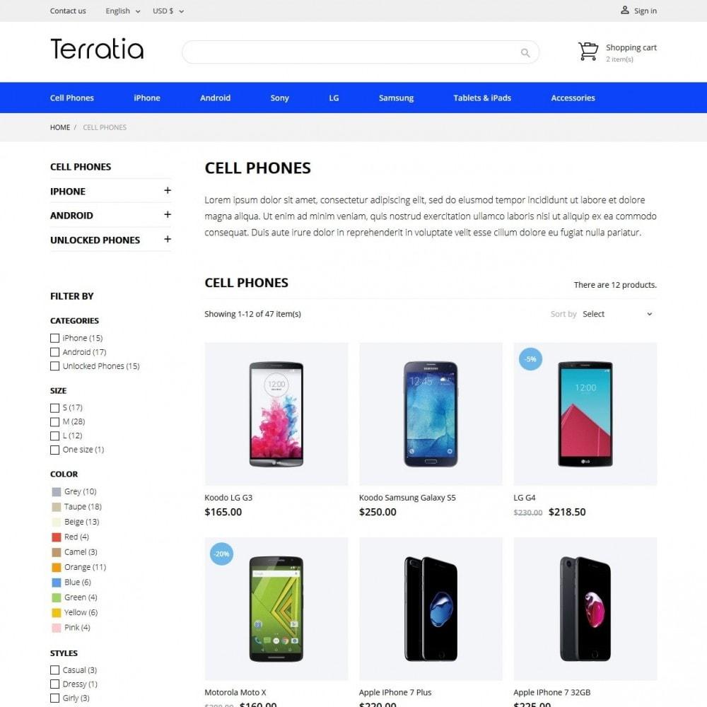 theme - Eletrônicos & High Tech - Terraria - High-tech Shop - 5